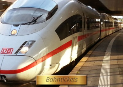 Bahntickets